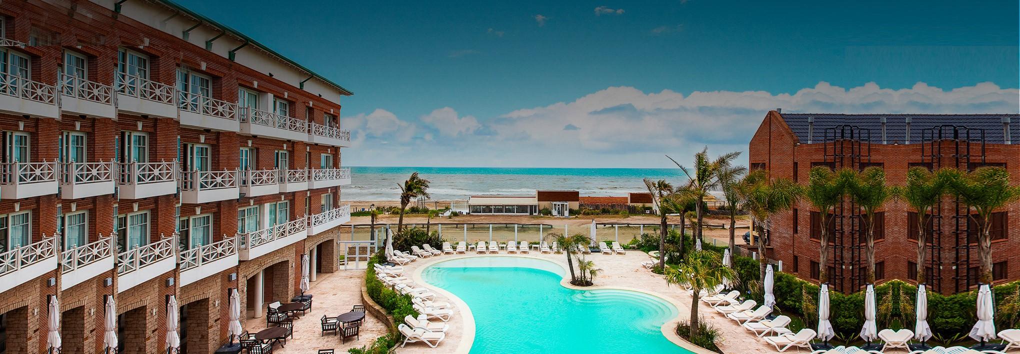 Terrazas Al Mar Apart Hotel Pinamar